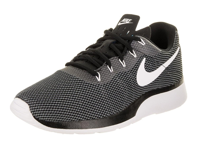 Lyst Nike Tanjun Racer Dark/grey/white/black Running Shoe 9 Men Us