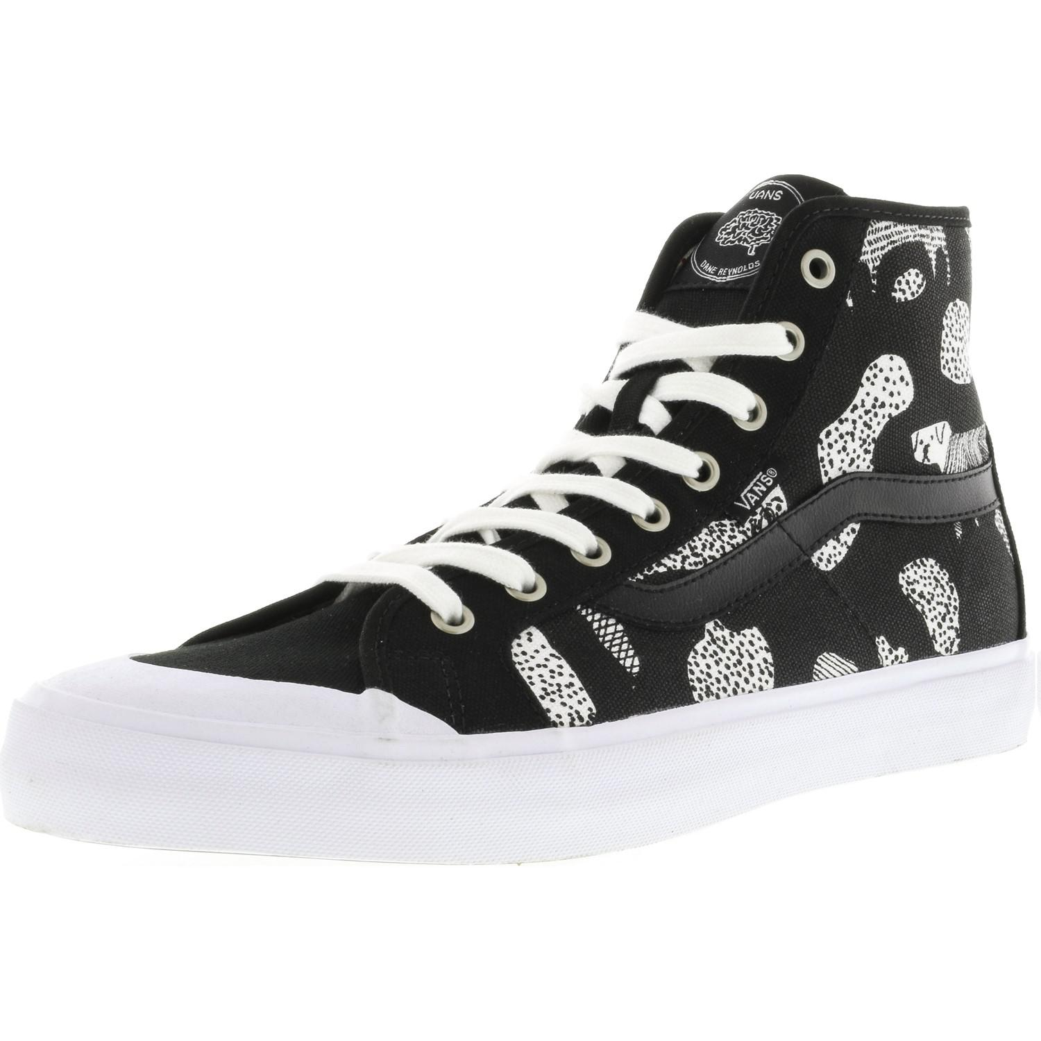7a0bc9fc33ce83 Lyst - Vans Ball Hi Sf Dane Reynolds Ankle-high Canvas Skateboarding ...