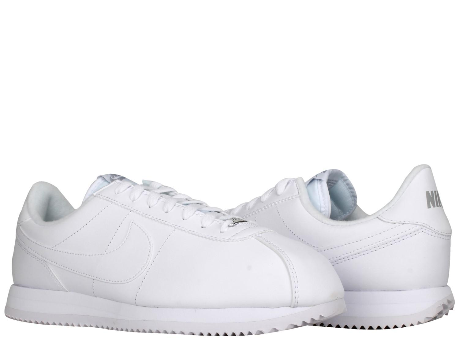 finest selection fbaa7 0ca49 Lyst - Nike Cortez Basic Leather Running Shoes 819719-110 10