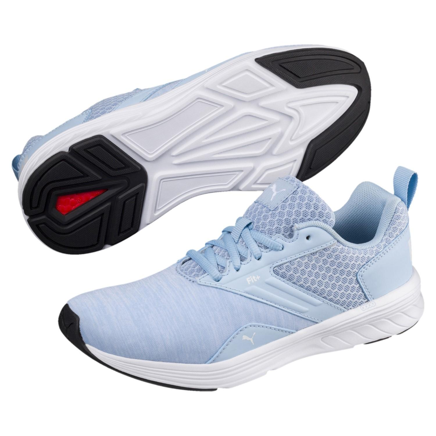 650ad018cb5bd4 Lyst - PUMA Nrgy Comet Running Shoes in White for Men - Save 38%