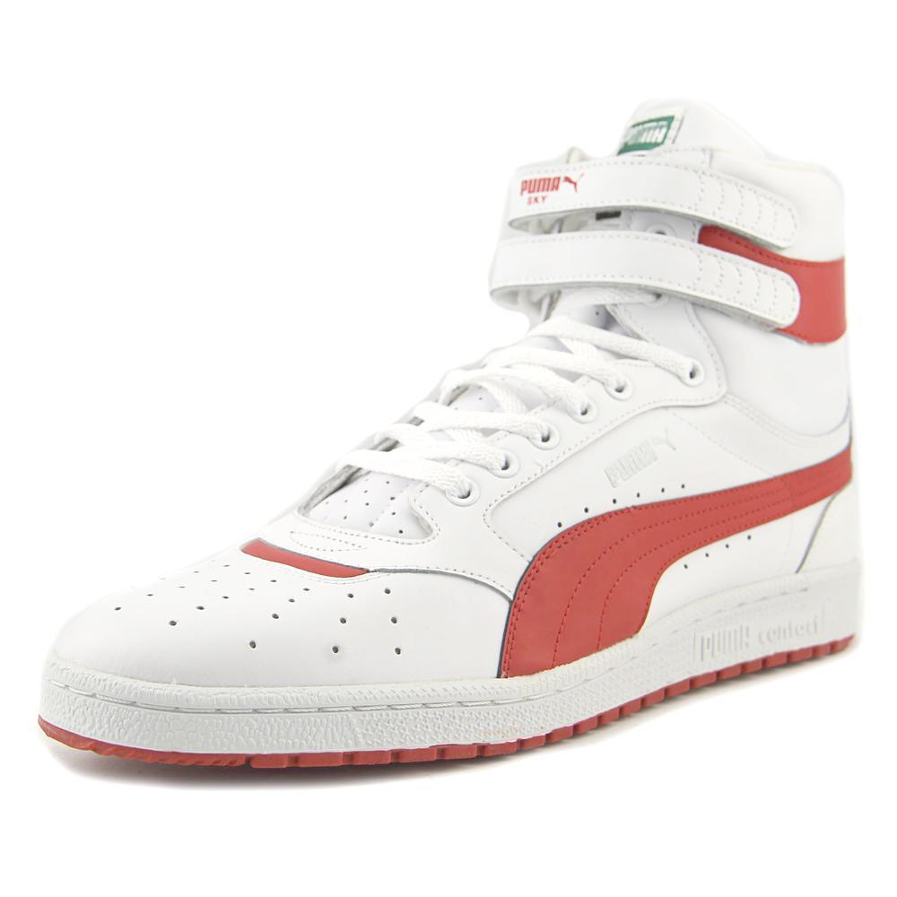 b19131db9d Lyst - PUMA Sky Ii Hi Men Us 13 White Fashion Sneakers in White for Men