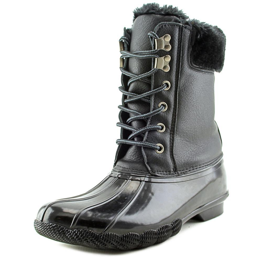7ae2ab9964e Lyst - Steve Madden Tstorm Snow Boots in Black