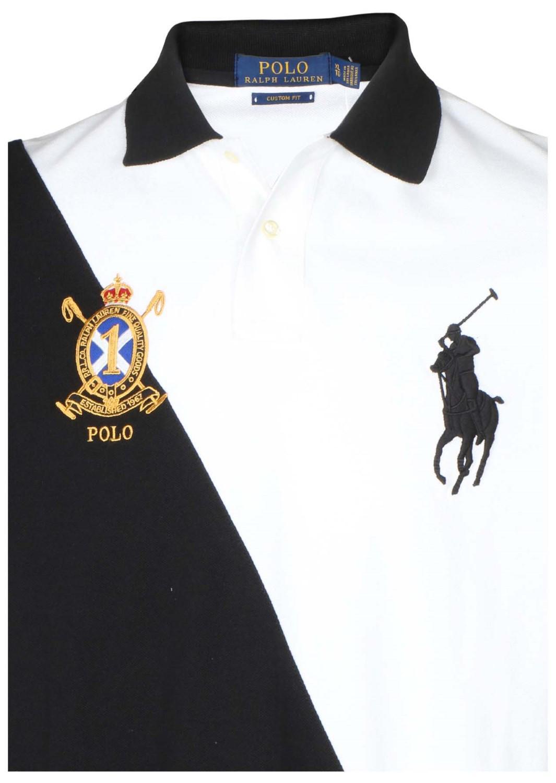 Shirt Lyst Lauren Fit Pony Banner Big Ralph Custom In Polo Xl fybY76g