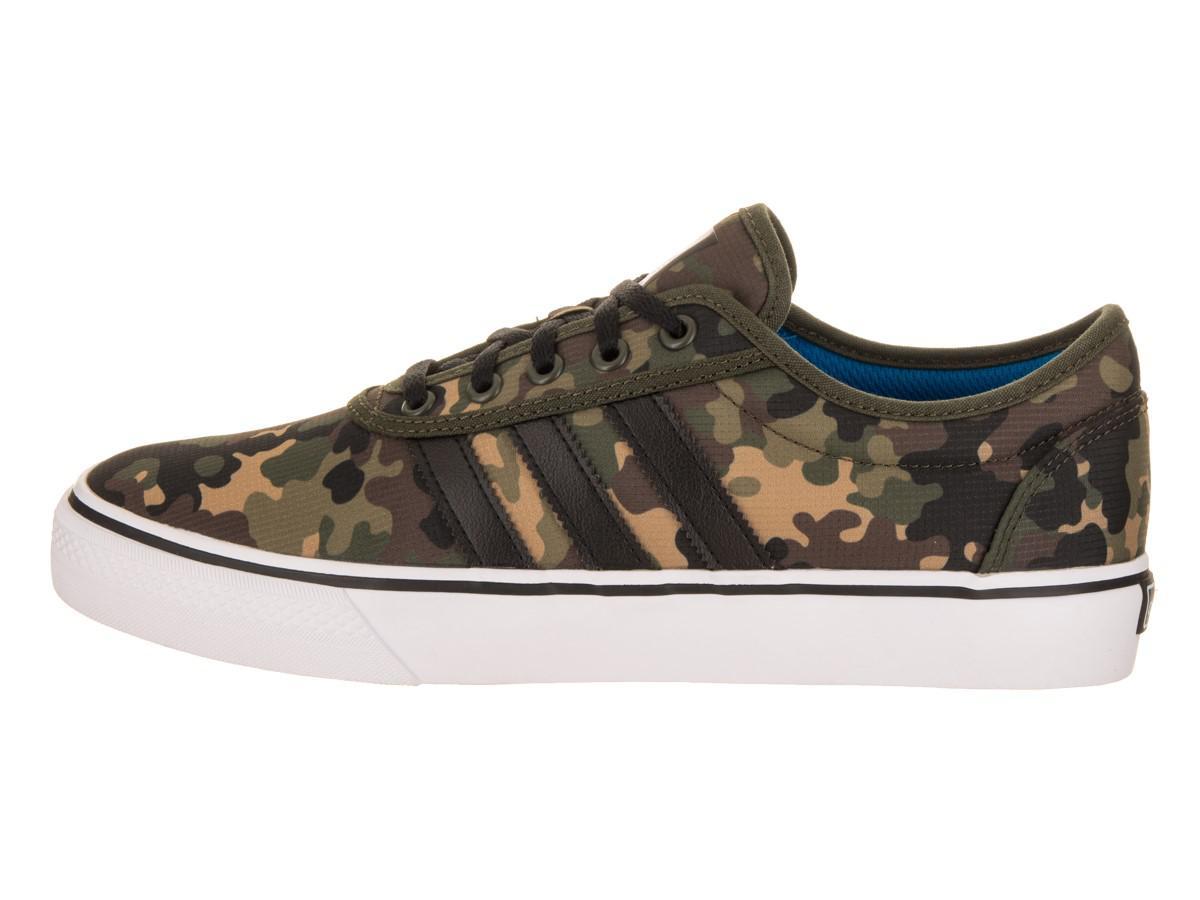 newest 76252 db383 Lyst - Adidas Adi-ease Ngtcarcblackftwwht Skate Shoe 10 Men