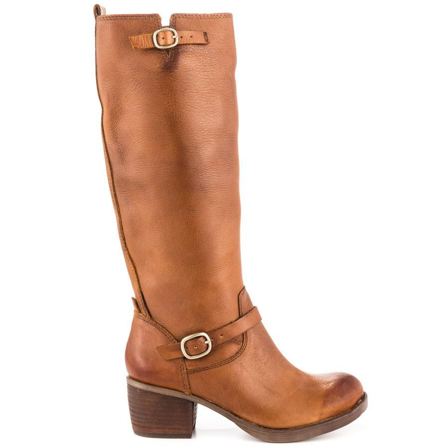 c35939c7a0e Lyst - Lucky Brand Rollie Women Us 8.5 Brown Knee High Boot in Brown
