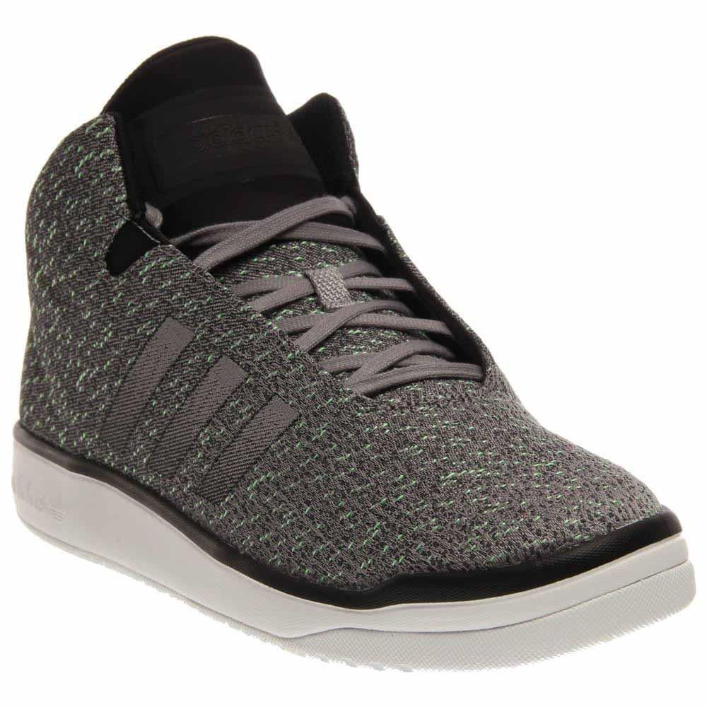 reputable site fa984 52ca3 ... sweden lyst adidas veritas mid weave shoes in black for men f78e1 43c66