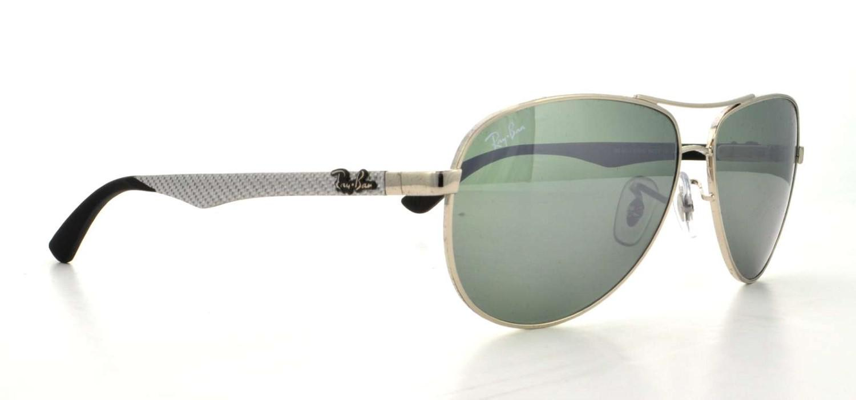 7536892931 Lyst - Ray-Ban Aviator Sunglasses Rb8313-003 40-58