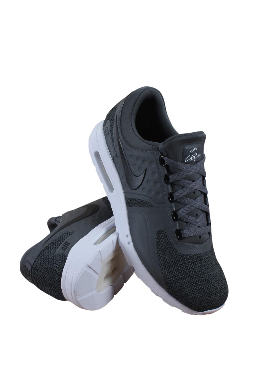 pretty nice 21d3e 470bc Lyst - Nike 918232-001 Air Max Zero Se Dark Grey White Dark in Black ...