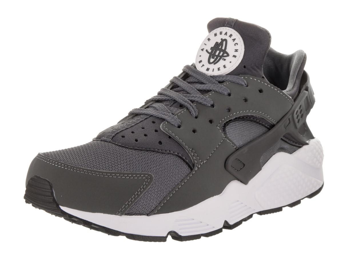 5726bbae871c Lyst - Nike Air Huarache Dark Grey dark Grey White Running Shoe 10.5 ...
