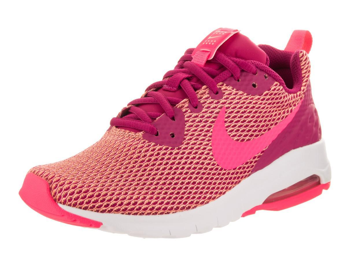 e66fcdc01227d Nike 844895-601   Air Max Motion Lw Se Sport Fuchsia pink Running ...