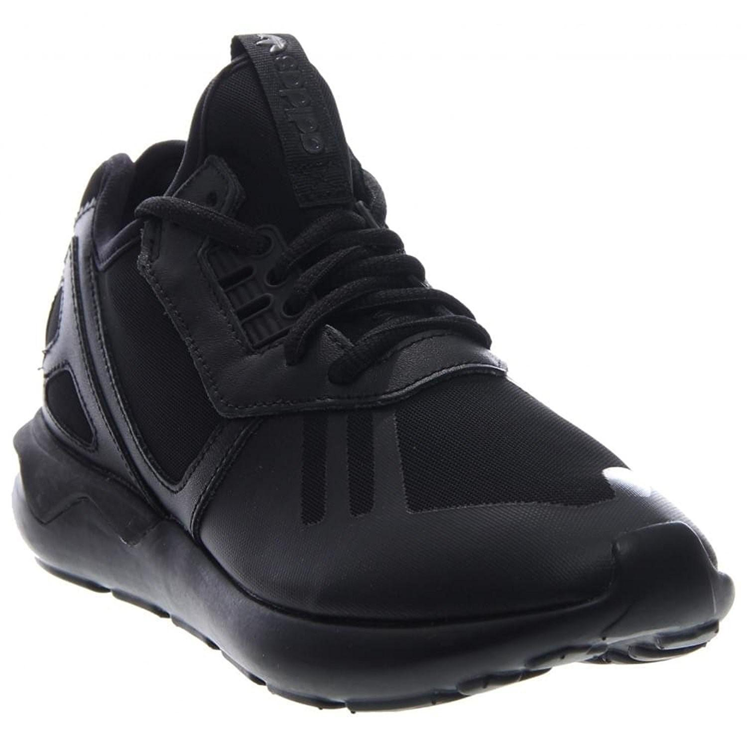 Lyst - Adidas Tubular Runner W Wide Shoes in Black for Men cea73c38b