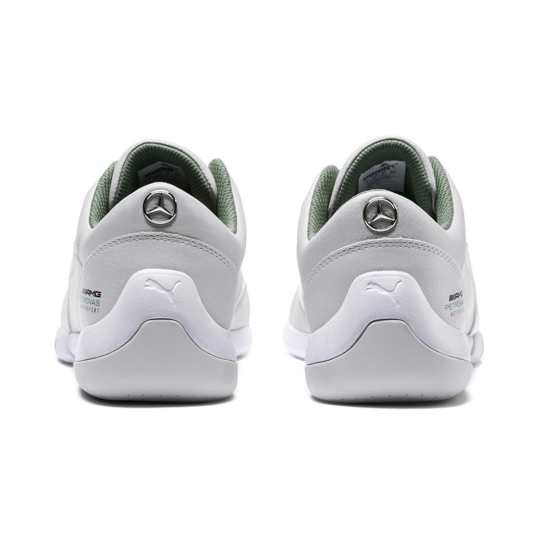 925b938452c407 PUMA - White Mercedes Amg Petronas Kart Cat Iii Sneakers for Men - Lyst.  View fullscreen