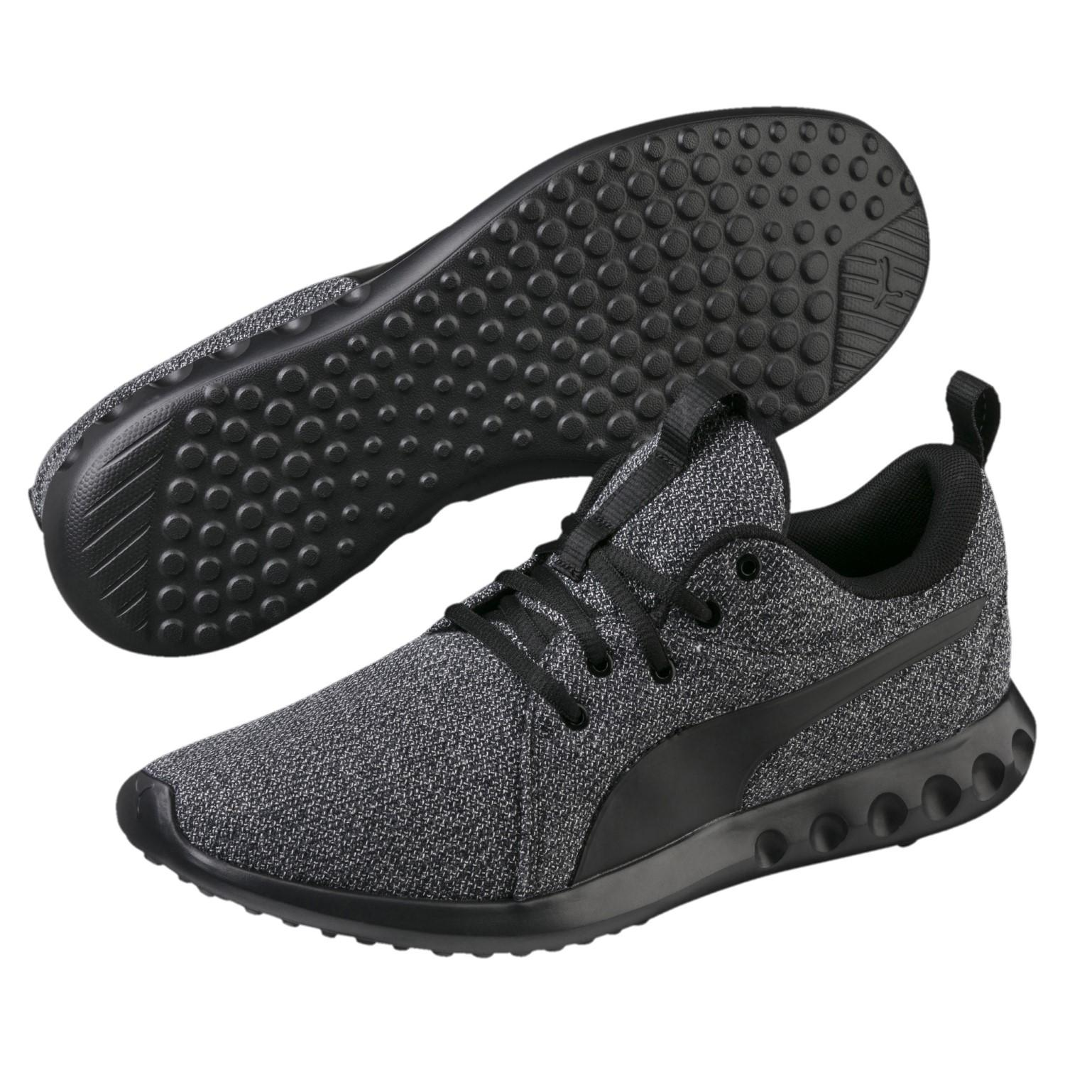 4d75505890da42 Lyst - PUMA Carson 2 Knit Training Shoes in Black for Men