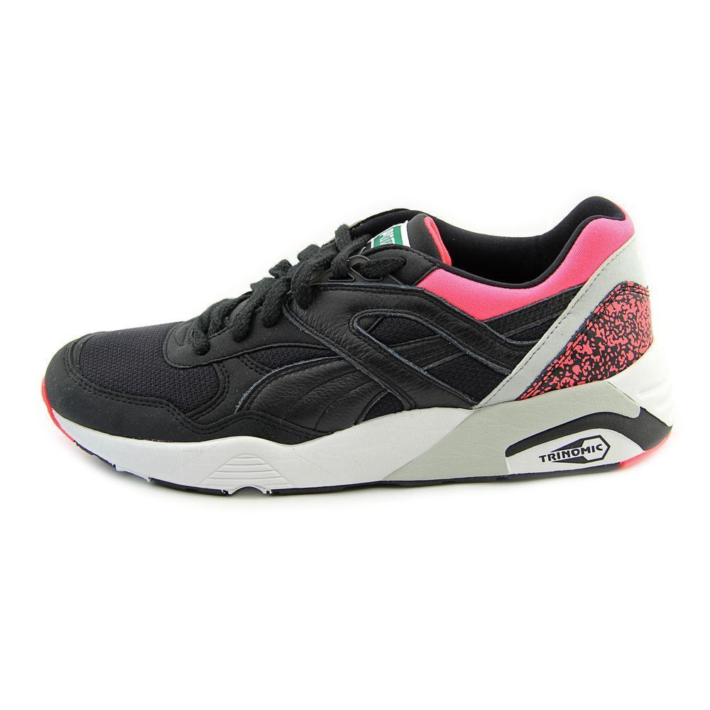 b5ebbc7b4df Lyst - Puma R698 Og 93 .5 Black Running Shoe in Black for Men