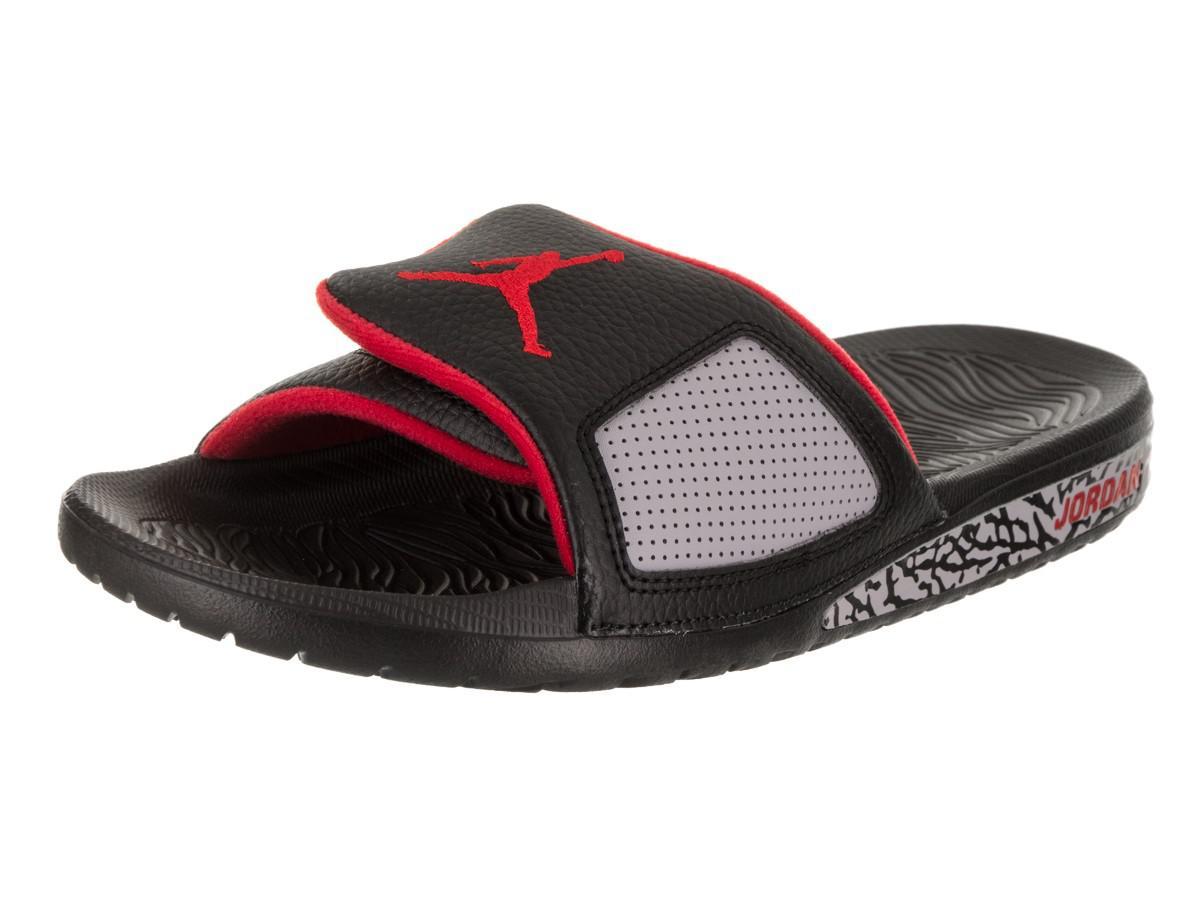 a412e05a356b Lyst - Nike Nike 854556-003   Jordan Hydro Iii Retro Black ...