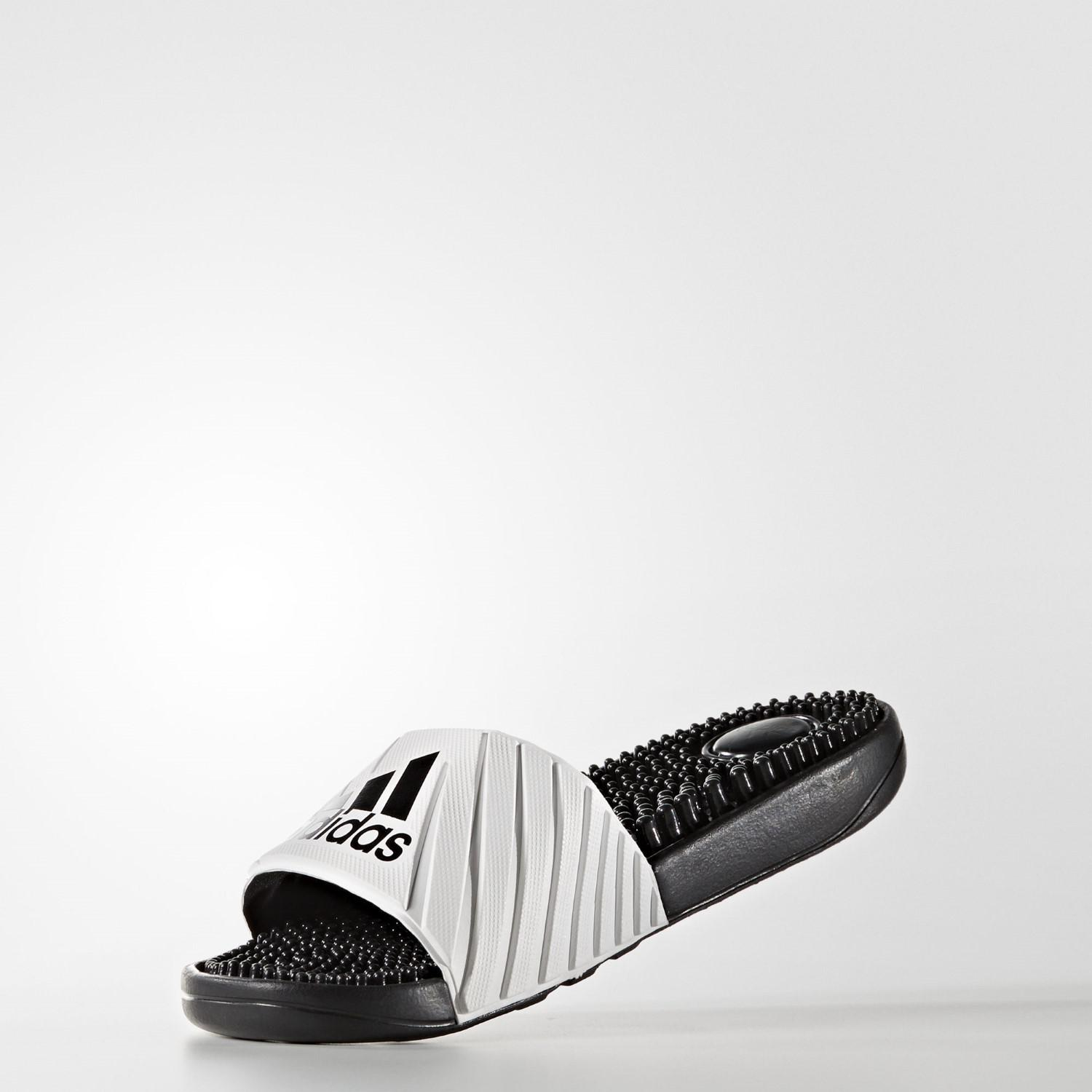 f080e57d2126 Lyst - adidas Performance Voloossage W Athletic Sandal in Black for Men