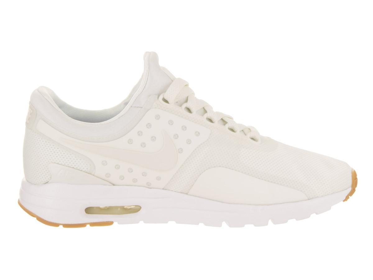 Lyst Nike Air Max Zero Gum Vela  Vela  Gum Zero Light marrón Running Zapato 10 dcc4de