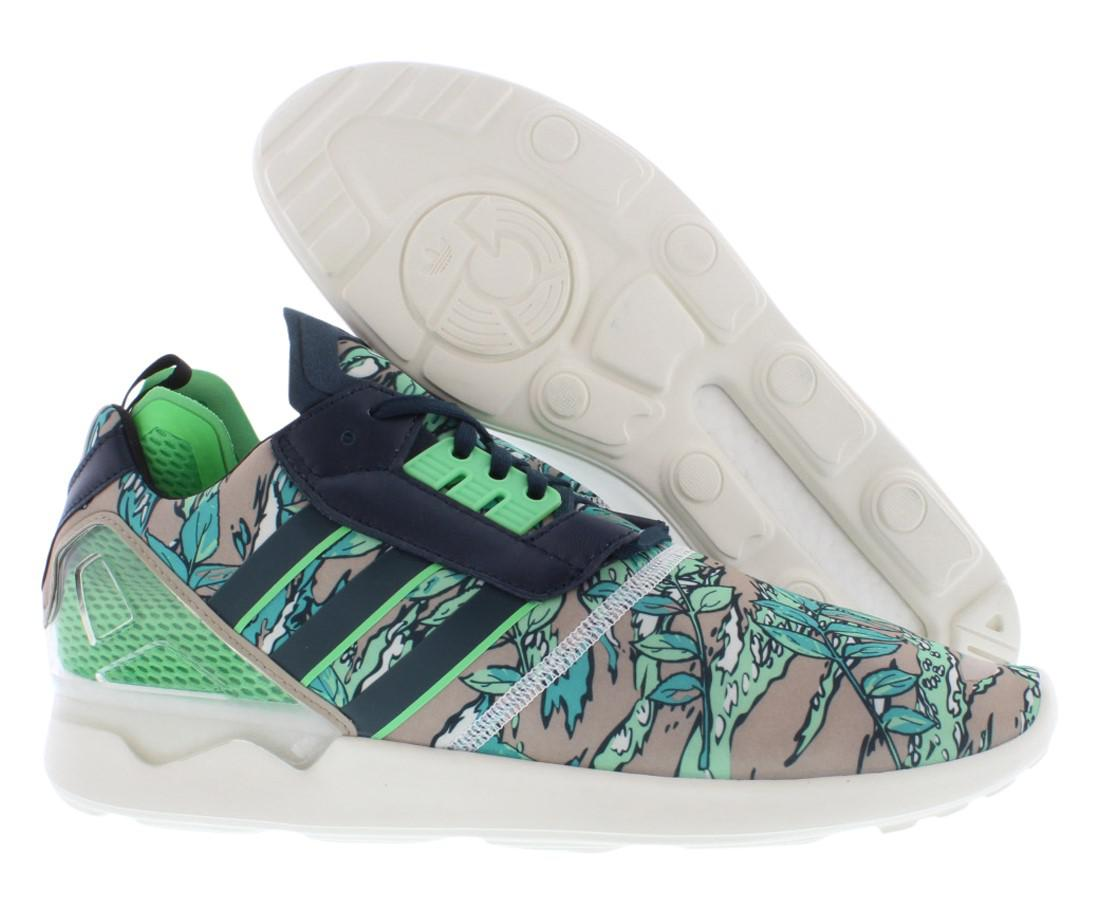Adidas. Men's Green Zx 8000 Boost Shoes ...