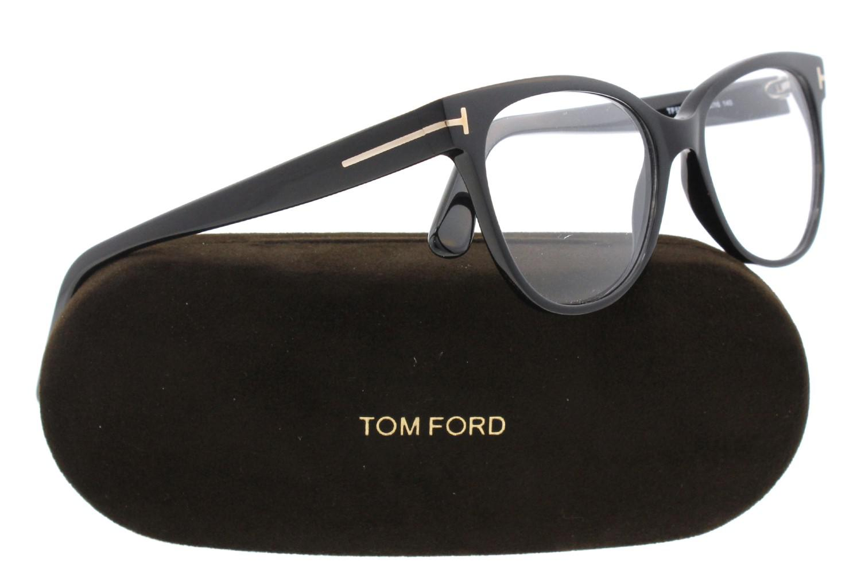 e17dfe6436928c Tom Ford - Black Ft5291 Cat Eye Optical Frames - Lyst. View fullscreen