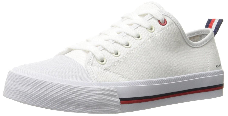 5ac6937ff00a80 Lyst - Tommy Hilfiger Tayla Sneaker