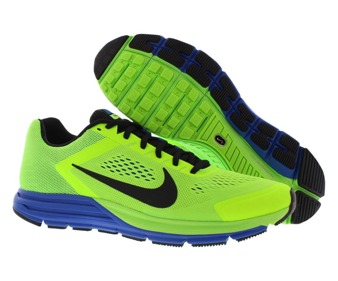 0c18e78cdd74 Lyst - Nike Zoom Structure+ 17 Running Shoes Size 10.5 in Green for Men