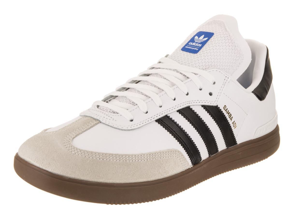 Lyst Adidas Samba ADV ftwwht / cblack / gum5 skate zapatos 12 hombres para hombres