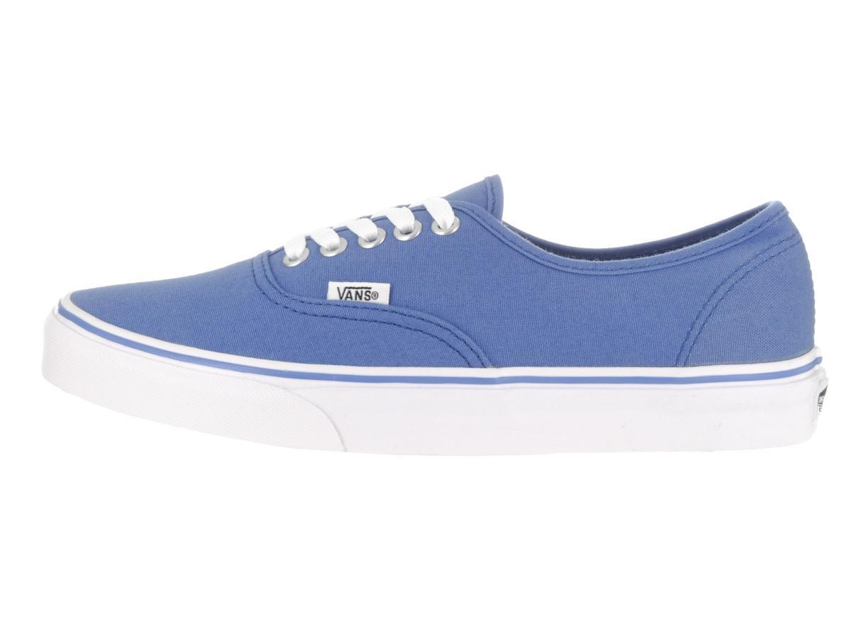 af828aee60e1a3 Lyst - Vans Unisex Authentic Regatta true White Skate Shoe 4.5 Men ...