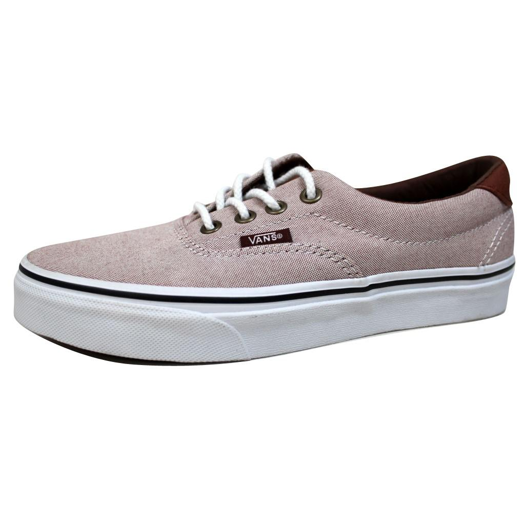 c40cce941447 Lyst - Vans Era 59 Ox Blood Red true White Oxford And Leather ...