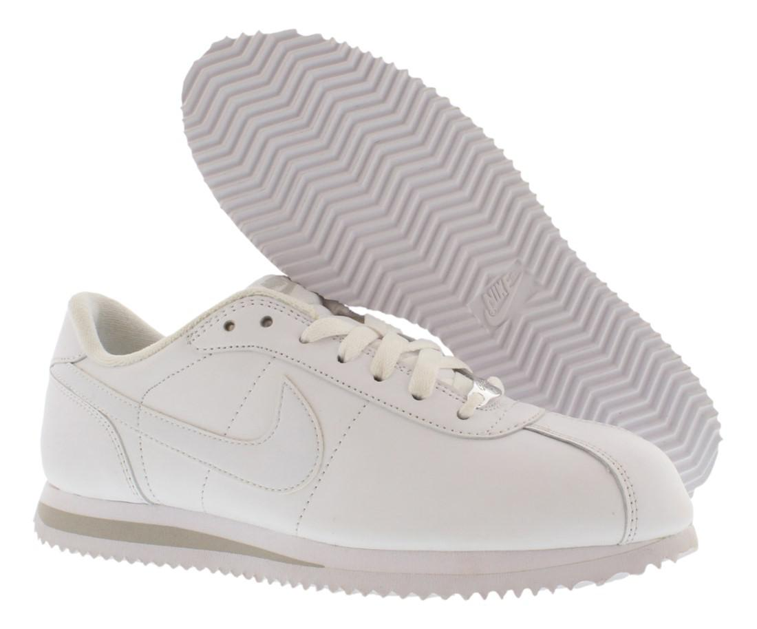 promo code 45d3c 70698 ... coupon for lyst nike cortez bhsic leather 06 casual shoes in white for  men b6894 da773