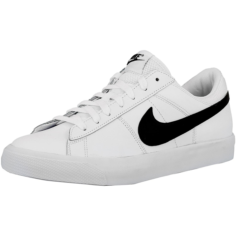 f910d78a69d9 Lyst - Nike Match Supreme White   Black-black-white Ankle-high ...