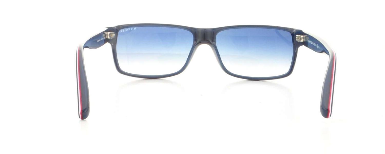 6d3610ec696 Lyst - Tommy Hilfiger T hilfiger 1042 n s Sunglasses 0oiv 57 Blue ...