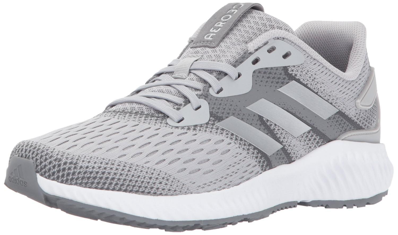 size 40 7c847 75c6d adidas-Grey-Silver-Metallic-Aerobounce-W.jpeg