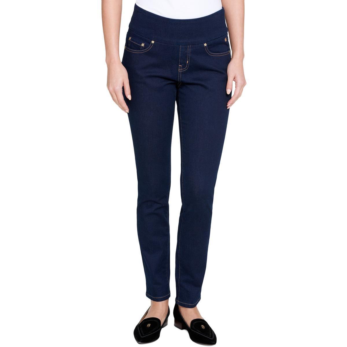 c313f5ca635 Lyst - Tommy Hilfiger Mid-rise Denim Straight Leg Jeans in Blue