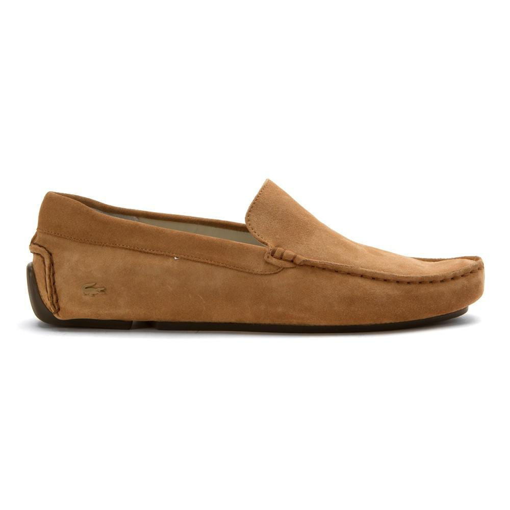 0da38b334 Lacoste - Natural Piloter 316 2 Loafers Shoes for Men - Lyst. View  fullscreen