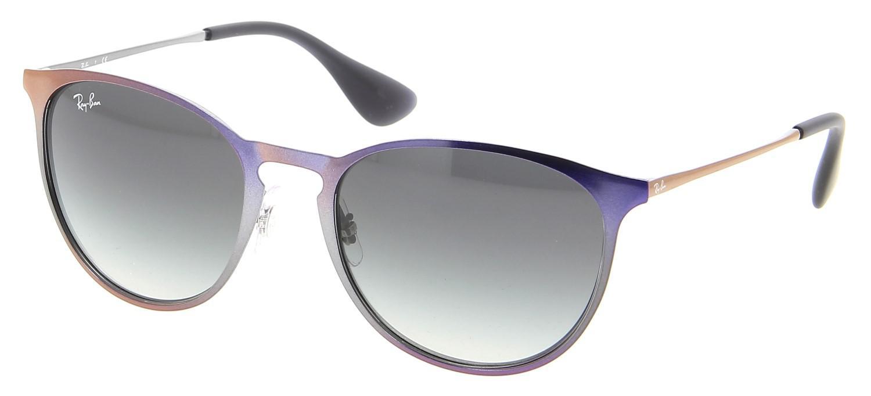 5aff75b859 Lyst - Ray-Ban 0rb3539 195 11 54 Shot Violet Metallic light Grey ...