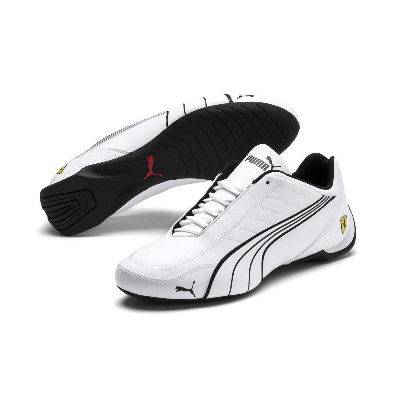 8baff9372c31f4 Lyst - PUMA Ferrari Future Kart Cat Motorsport Shoes in Black for Men