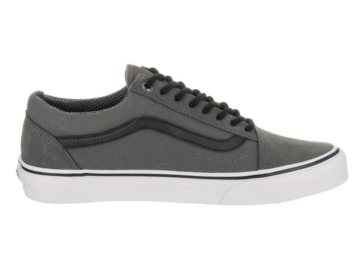 dd506cc902792 Vans - Black Unisex Old Skool (reflective) Pewter Skate Shoe 6 Men Us / 7.5  Women Us for Men - Lyst
