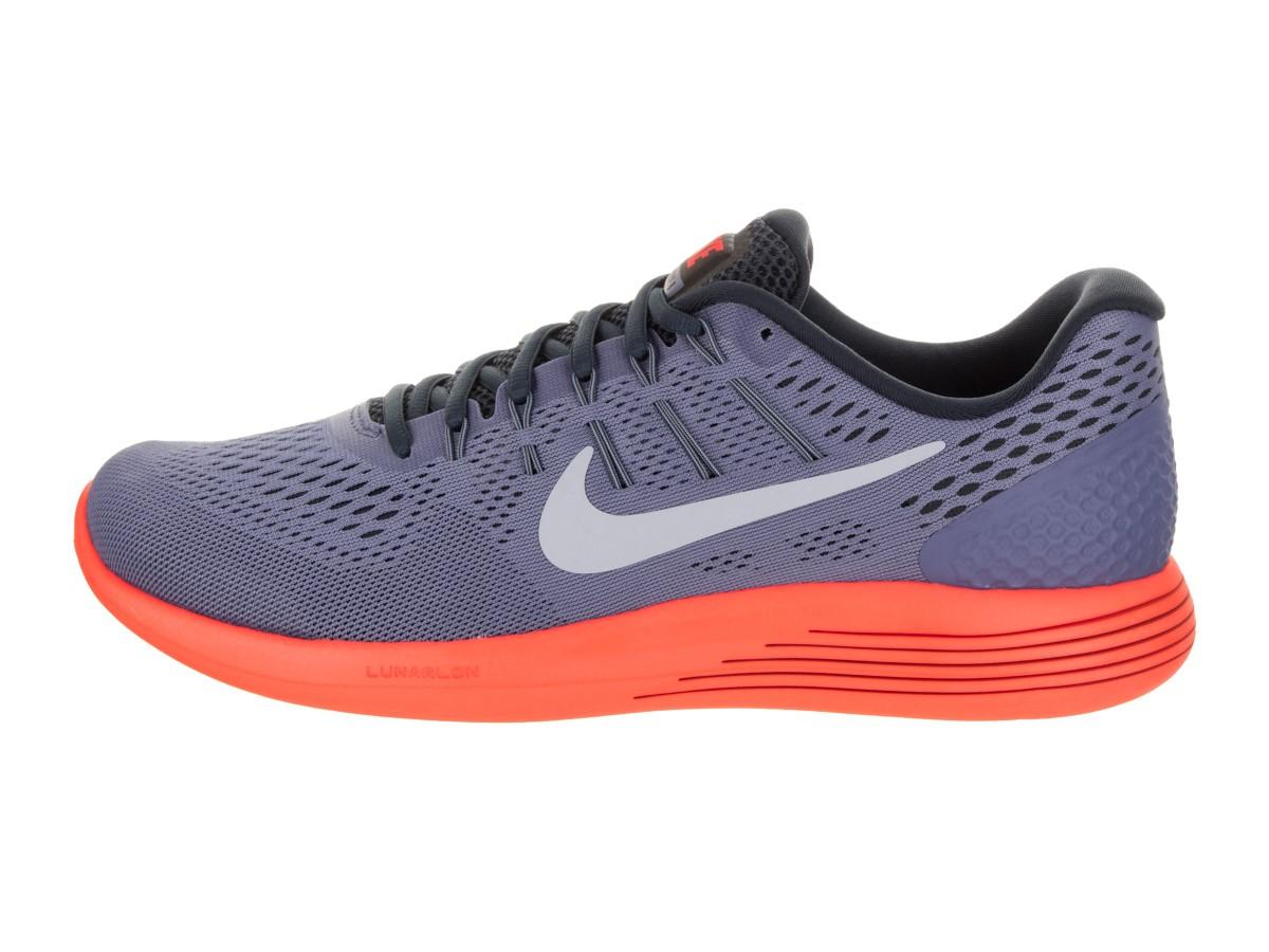 3cee8a6a1f85 Lyst - Nike Lunarglide 8 Blue Moon lt Armory Blue Running Shoe 10 ...