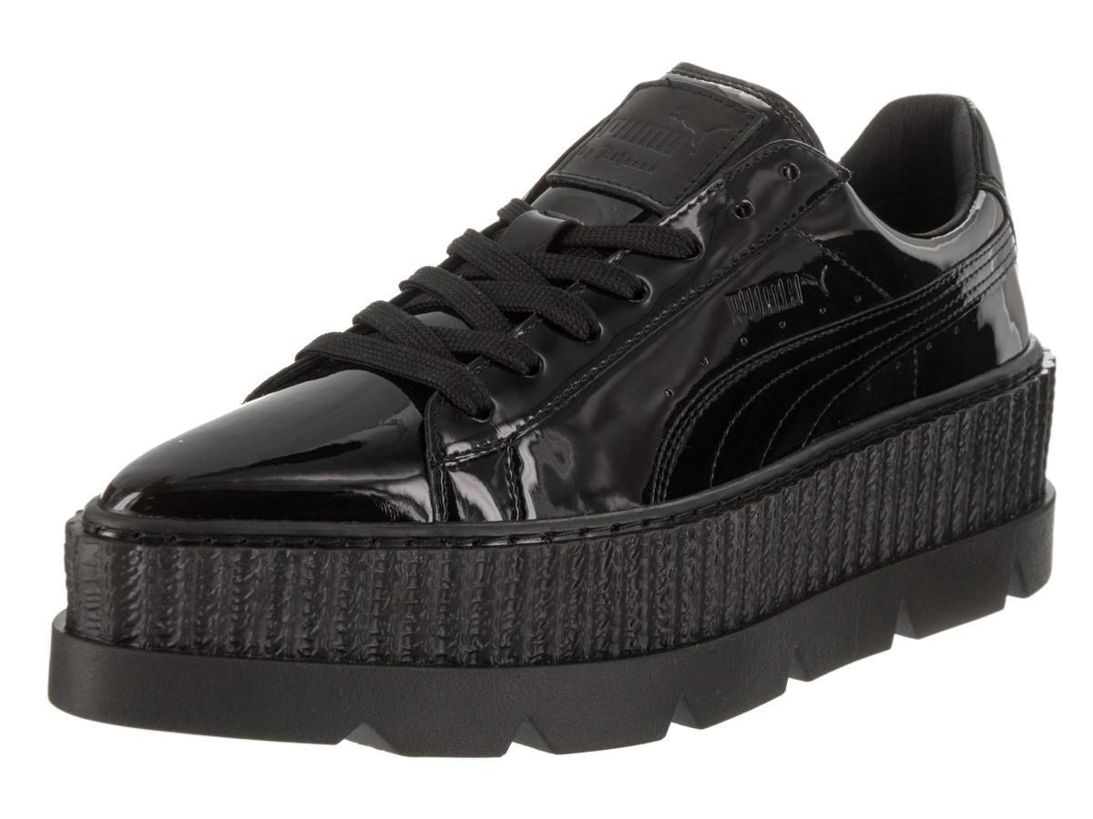 f9269d7ab60d9c Lyst - Puma Fenty Pointy Creeper Patent  black Casual Shoe 5.5 Women ...