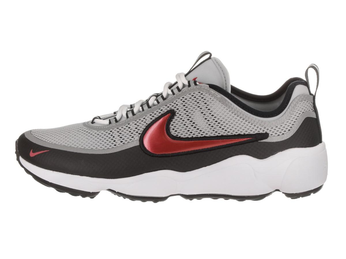outlet store ed10b 50088 ... hot lyst nike air zoom spiridion ultra metallicsilver black white 1ebfd  a228f