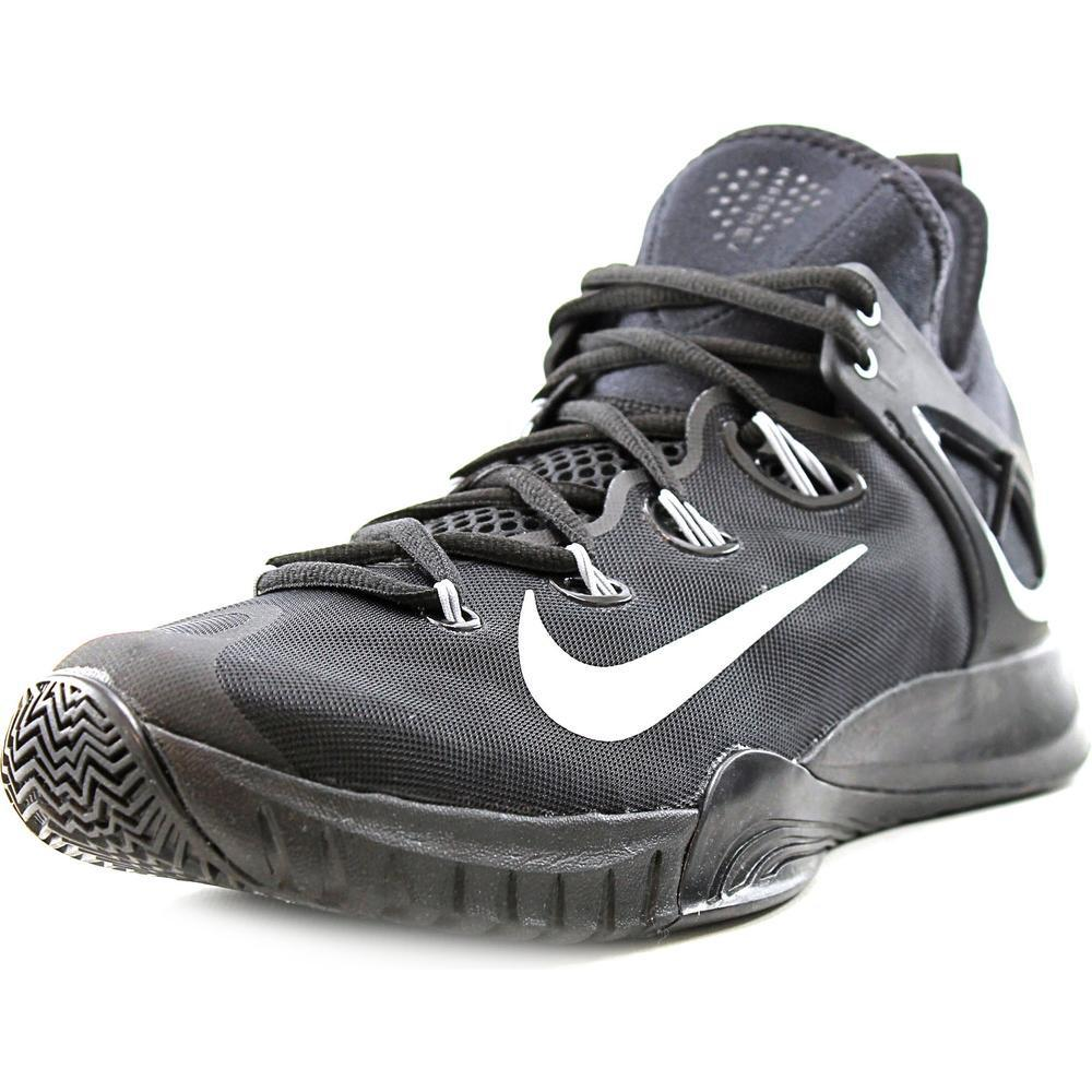 big sale f4199 ef745 Lyst - Nike Zoom Hyperrev 2015 Black Basketball Shoe in Black for Men
