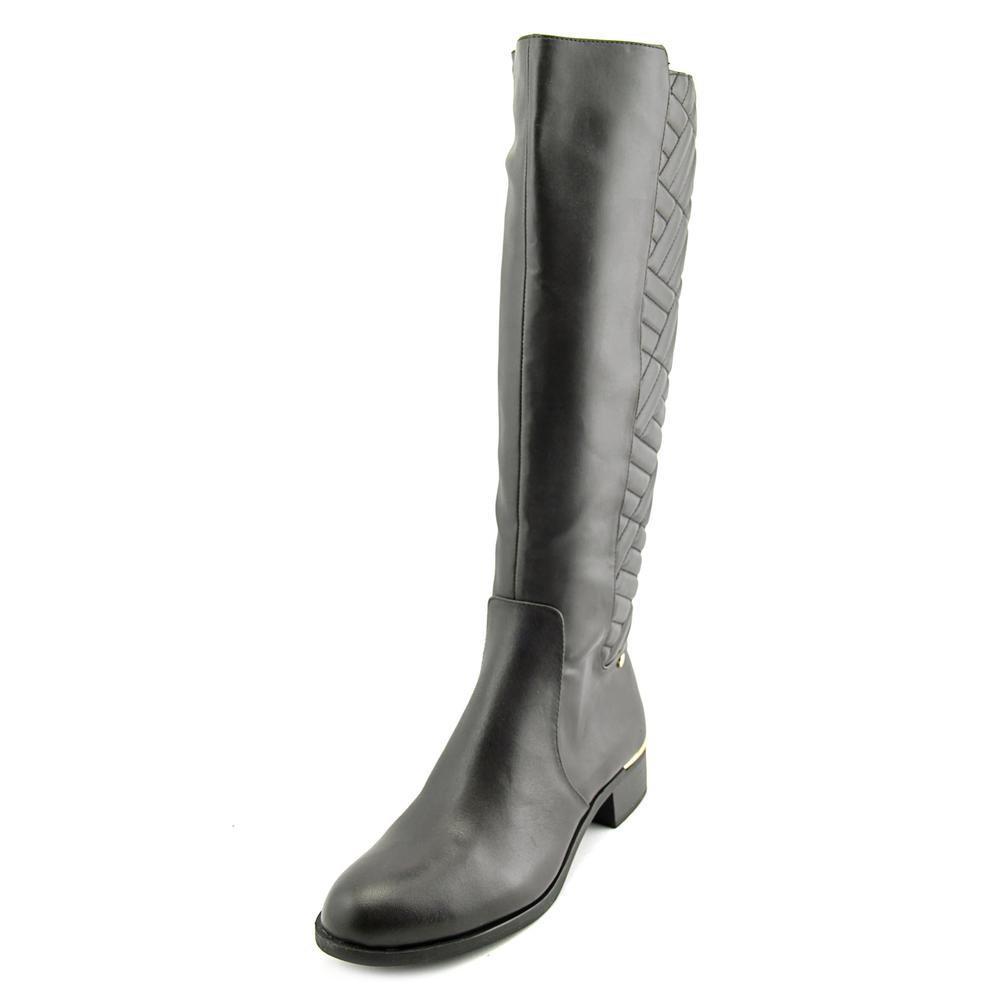 9bac0244d6f Lyst - Calvin Klein Garcella Women Us 8 Brown Knee High Boot