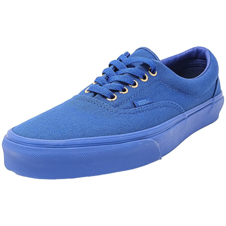 1165763ba576 Lyst - Vans Era Gold Mono Nautical Blue Ankle-high Canvas Fashion ...