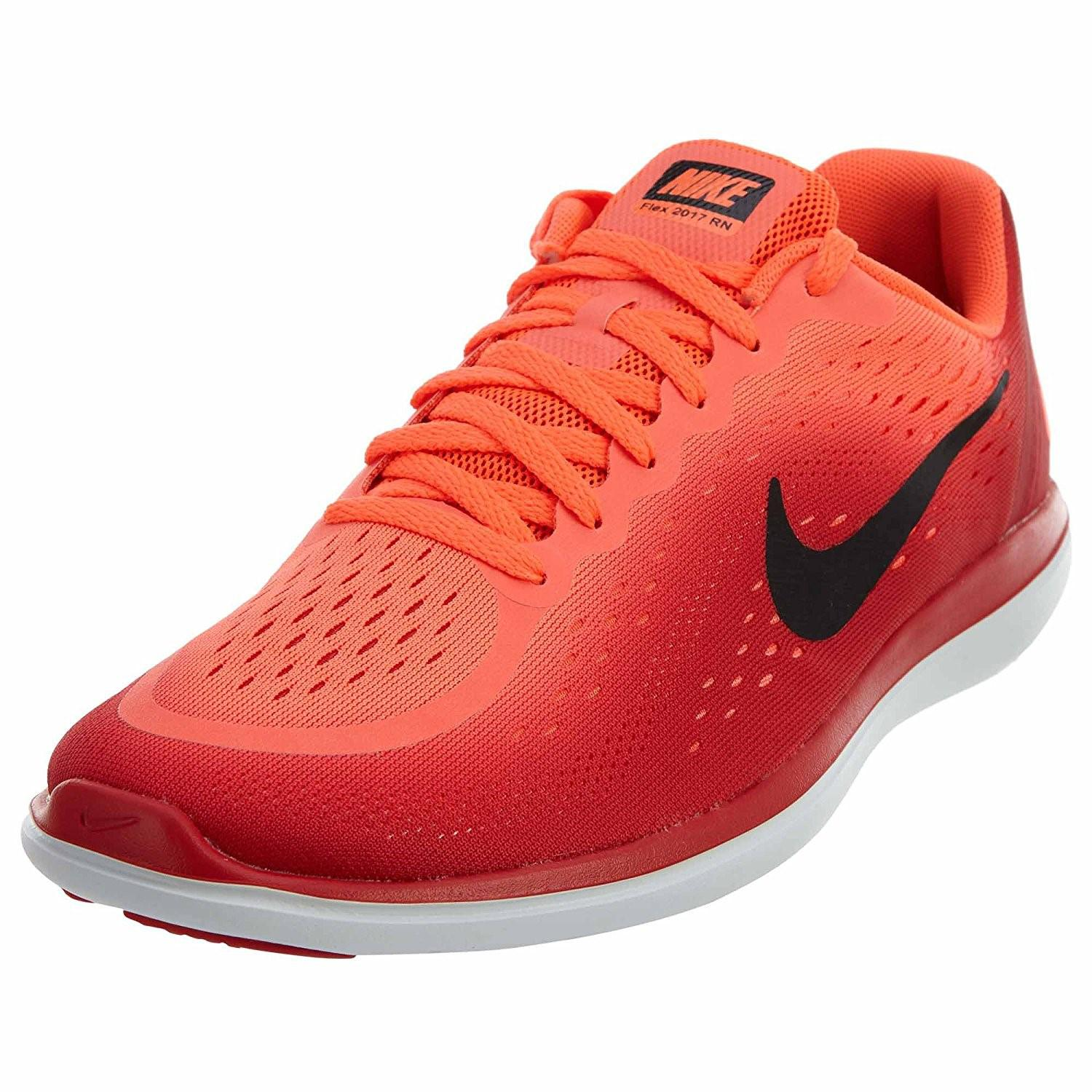 521037e020ff0 Lyst - Nike Kids Flex 2017 Rn (gs) Running Shoe-hyper Orange black-6 ...