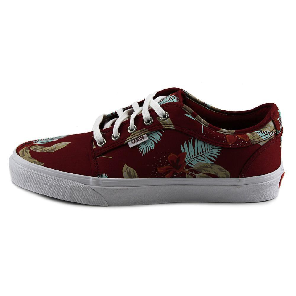 0ca9c30f87 Lyst - Vans Chukka Low Aloha Chili Pepper Ankle-high Fabric ...