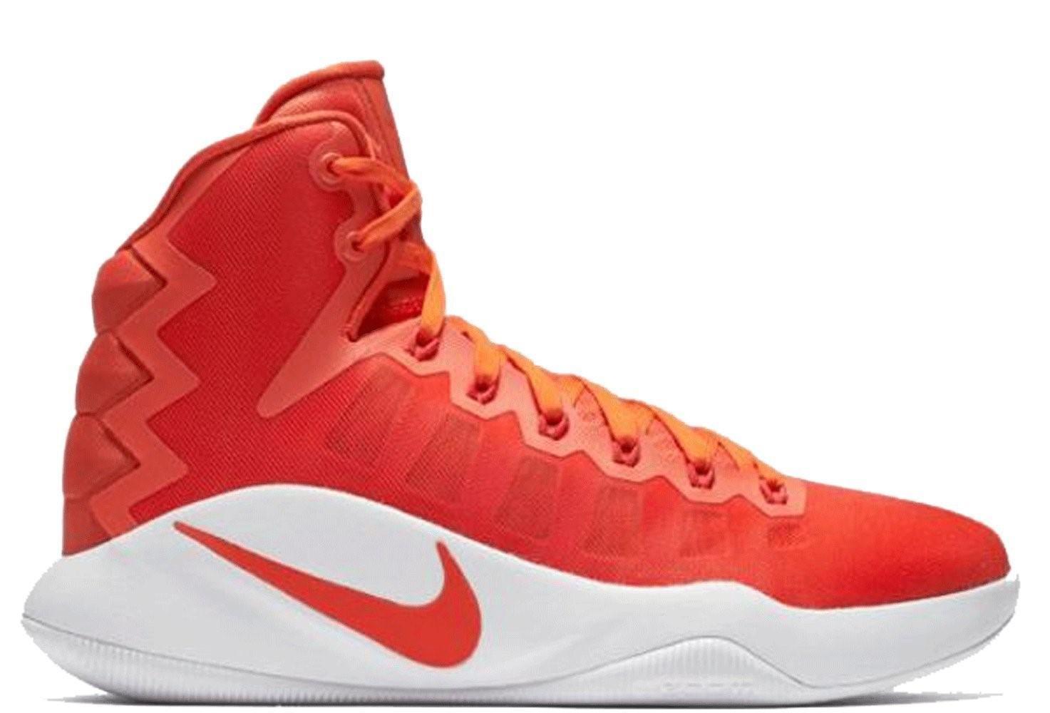e3ff38e7b80 Lyst - Nike Hyperdunk 2016 Basketball Shoe in Orange for Men