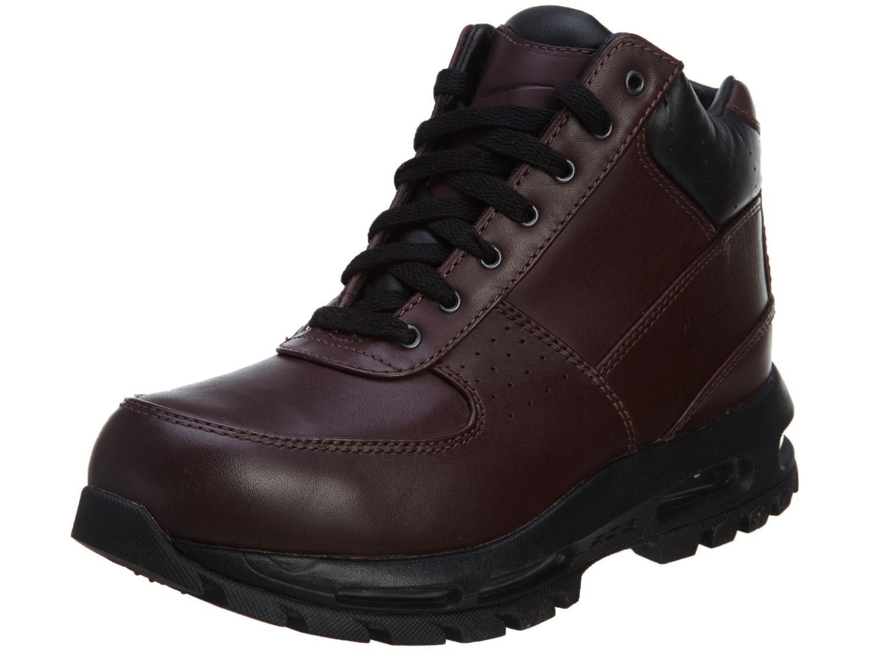 Lyst Nike Air Max Goadome Deep 10 Burgundy  Bota Negra 10 Deep Hombres En 9a9021