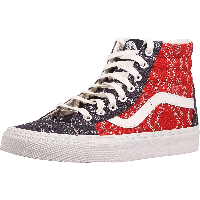 374497718f2028 Lyst - Vans Sk8-hi Reissue Men Us 8.5 Red Skate Shoe in Red for Men