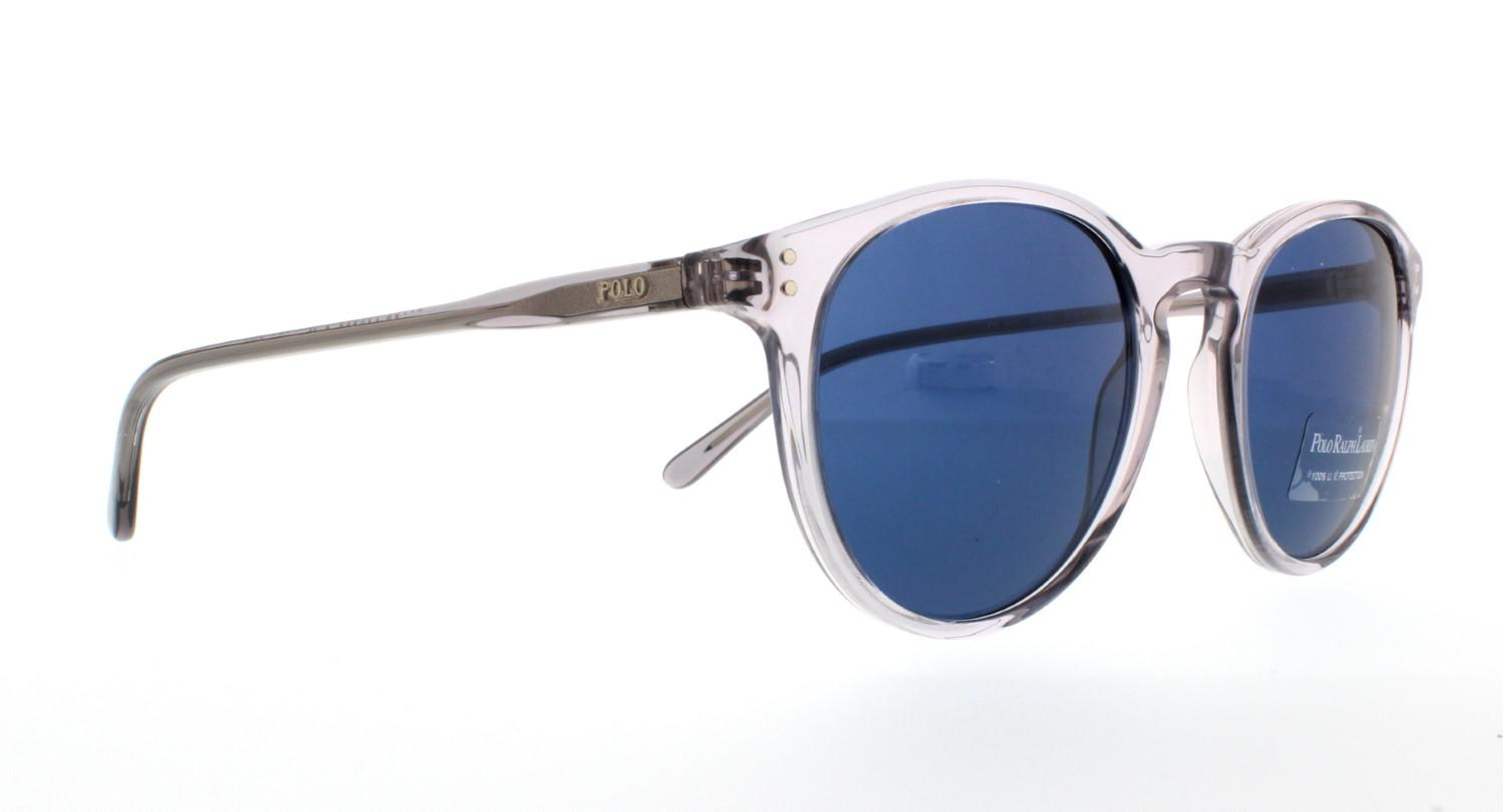 54d3fb62cda Lyst - Polo Ralph Lauren Sunglasses Polo Ph 4110 541380 Shiny Semi ...