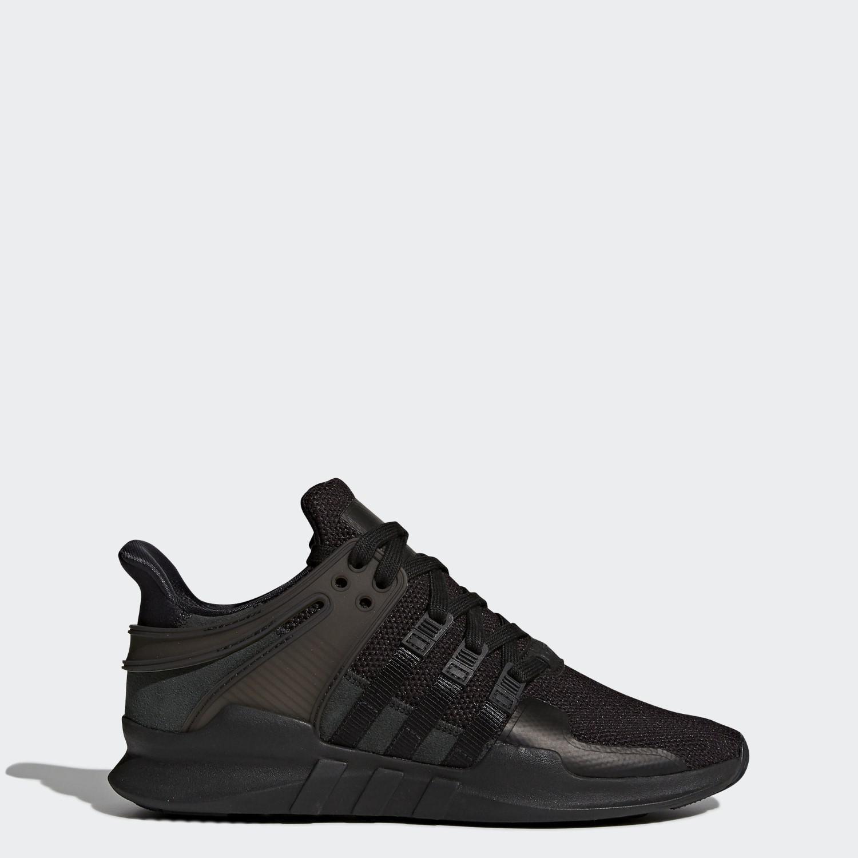 62f5f34411ab Lyst - Adidas Eqt Support Adv W in Black